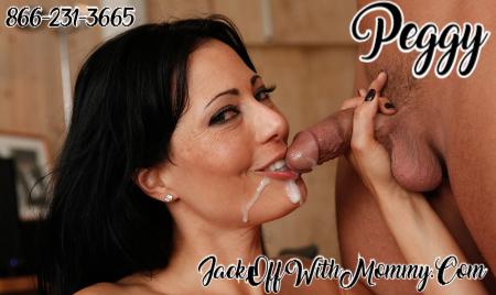 jack off with mommy