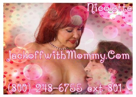mommy son phone sex